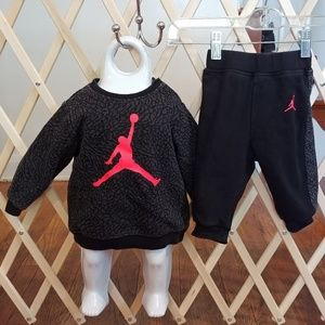 🔥6-9 months baby boy Jordan outfit🔥